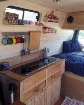 Interior Design Ideas For Camper Van No 65