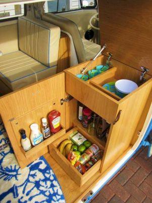 Interior Design Ideas For Camper Van No 66