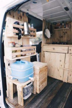 Interior Design Ideas For Camper Van No 67