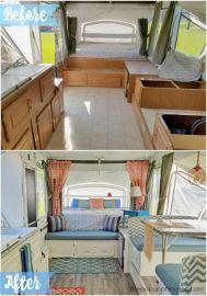 The Best Camper Van Hacks, Makeover, Remodel And Renovation Ideas No 10