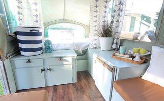 The Best Camper Van Hacks, Makeover, Remodel And Renovation Ideas No 21