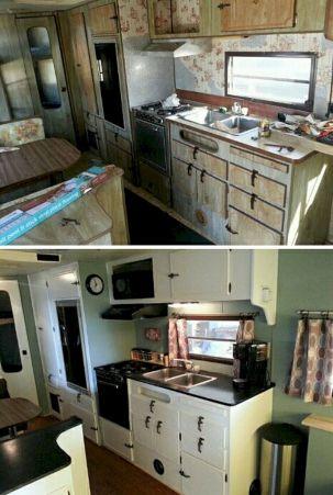 The Best Camper Van Hacks, Makeover, Remodel And Renovation Ideas No 28