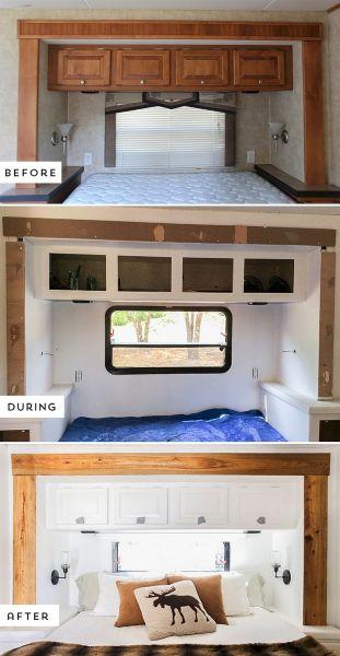 The Best Camper Van Hacks, Makeover, Remodel And Renovation Ideas No 84
