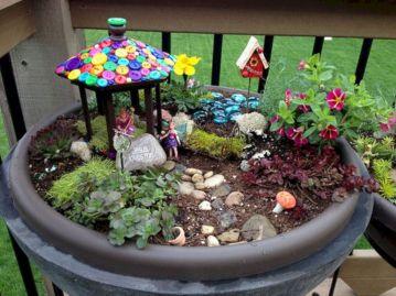 Unique Fairy Garden Ideas 32