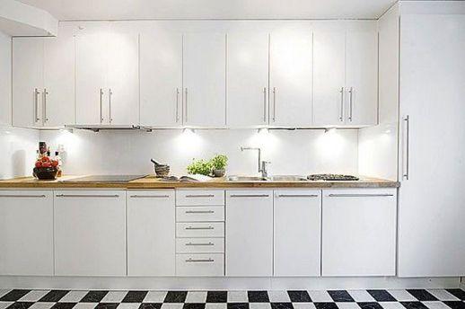 Kitchen Design Ideas With White Cabinets