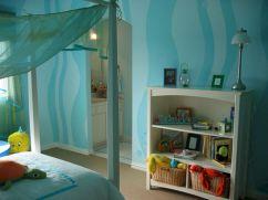 Little Girls Mermaid Rooms Decors