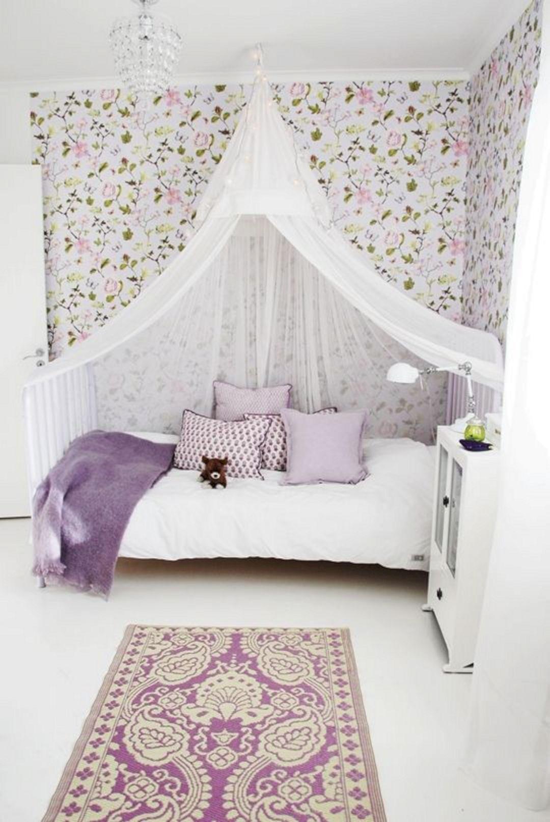 Little Girls Room Canopy Bed 22 Little Girls Room Canopy