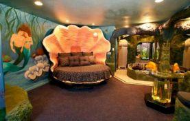 Little Mermaid Bedroom Decor