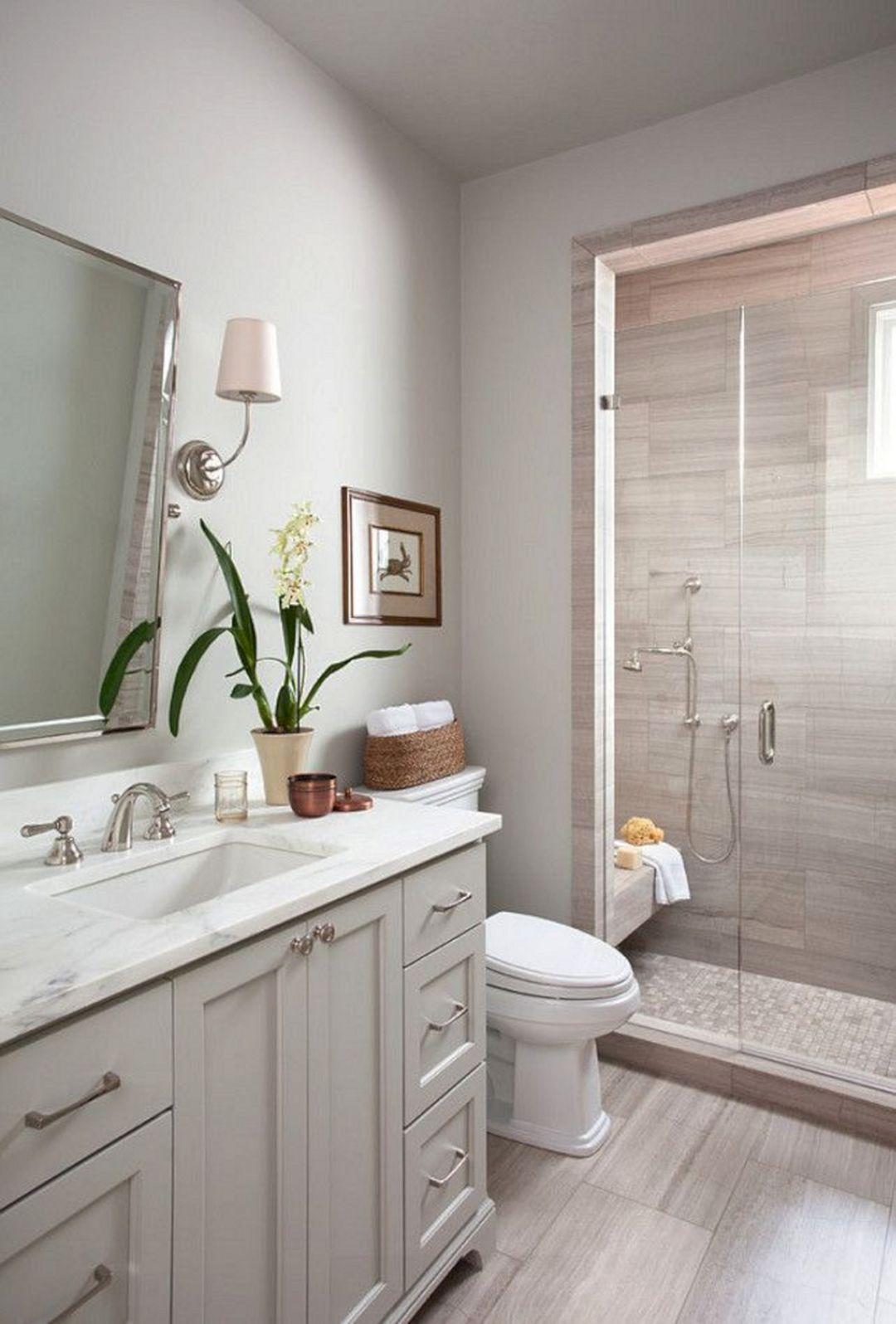 Master Small Bathroom Design Ideas