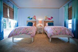 Mermaid Themed Bedroom Ideas