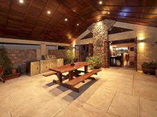 Outdoor BBQ Area Design