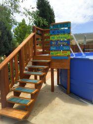 Pallet Pool Storage 14