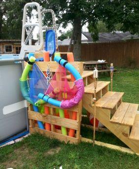 Pallet Pool Storage 3