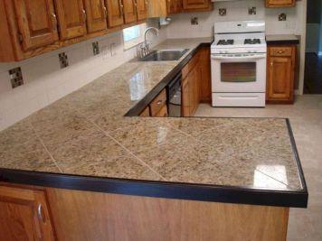 Tile Kitchen Countertop Ideas