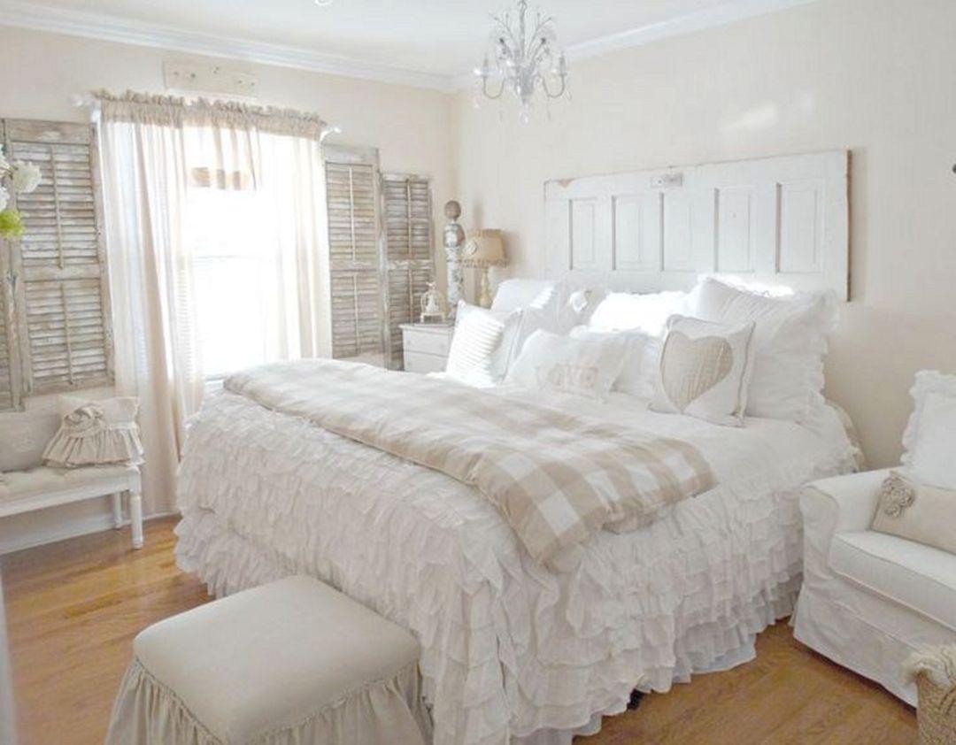 White Shabby Chic Bedroom Ideas White Shabby Chic Bedroom