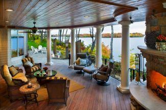 Utdoor Living Space Design