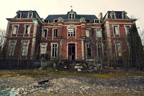 Abandoned Mansion France