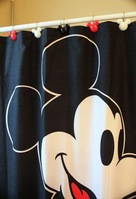 Bathroom Decor Mickey Mouse