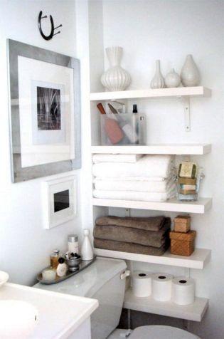Bathroom Storage Idea