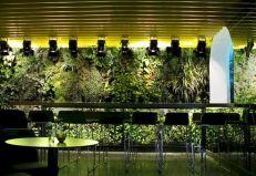 Beautiful Indoor Vertical Garden Design Idea