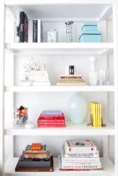 Bookshelf Styling Idea