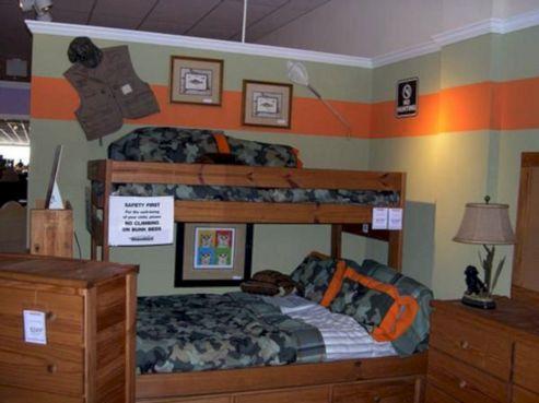 Boys Army Bedroom Decorating Ideas