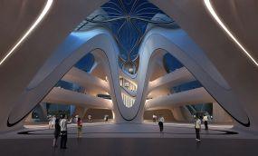 Changsha Meixihu International Culture And Art Center