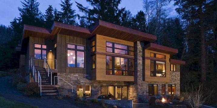 contemporary lake house designs - Lake House Design Ideas