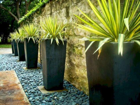 Contemporary Landscape Planters