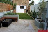 Contemporary Raised Garden Beds