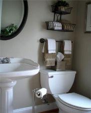Creative Bathroom Storage Design