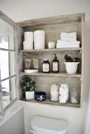 DIY Bathroom Cabinet Storage Ideas