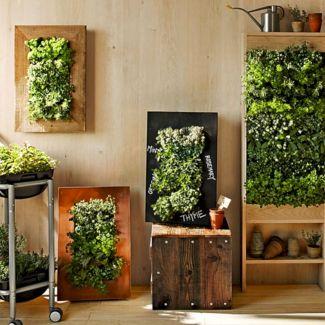 Free Standing Vertical Herb Garden