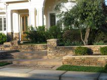 Front Entrance Landscape