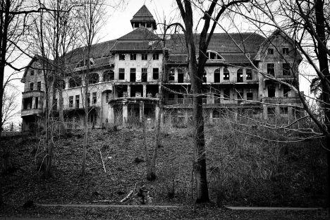 Haunted House Germany