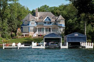 Homes On Lake Geneva Wisconsin
