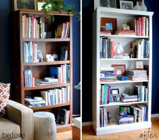 How To Organize Bookshelves