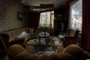 Inside Old Abandoned Mansions For Sale