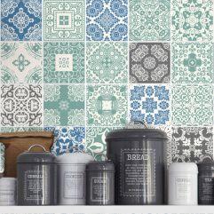 Kitchen Backsplash Tile Sticker