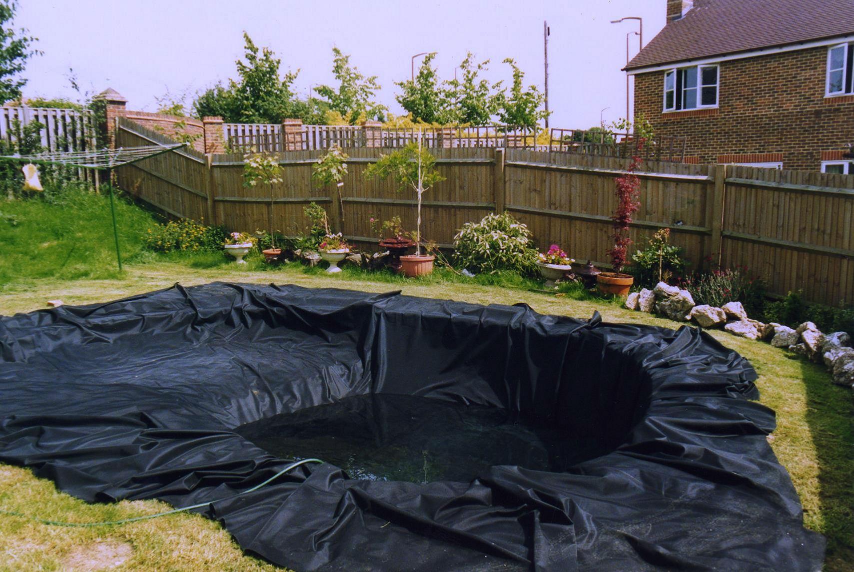 Garden Pond Designs Uk