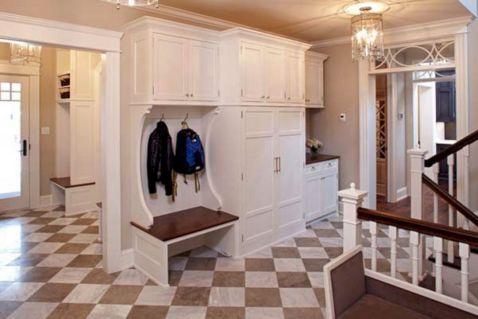Laundry Room Mudroom Design