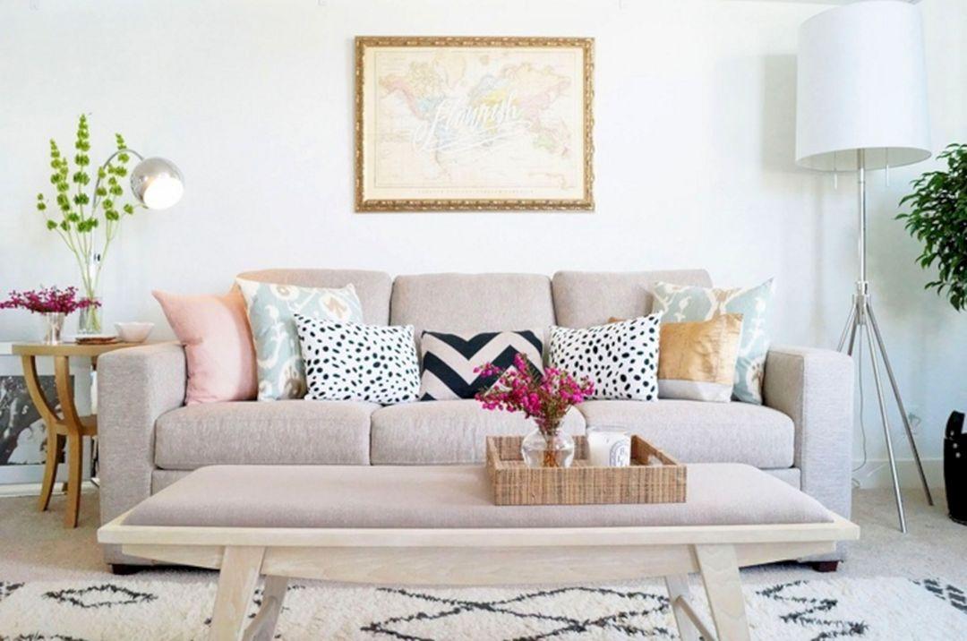 Living Room Sofa Pillows