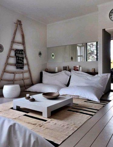 Living Room White Interior Design Ideas