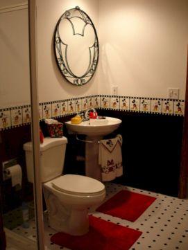 Mickey Mouse Bathroom Decoration