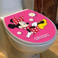 Mickey And Minnie Mouse Bathroom Decor Design