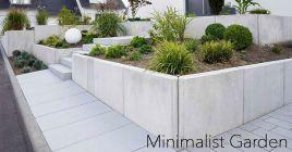 Minimalist Front Yard Gardens