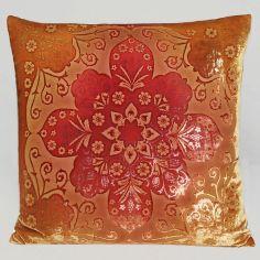 Moroccan Velvet Pillow