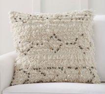 Moroccan Wedding Blanket Pillows