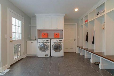 Mudroom Laundry Room Combo Ideas