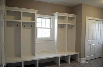 Mudroom Laundry Room Floor Plans
